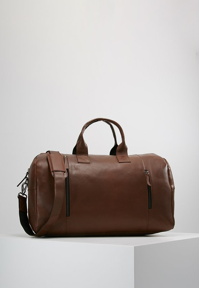 CLEAN BAG - Weekender - brown