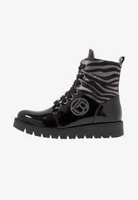 Laura Biagiotti - Šněrovací kotníkové boty - black - 1
