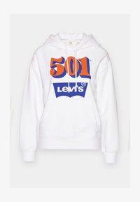 501 DAY FLEECE - Sweatshirt - white