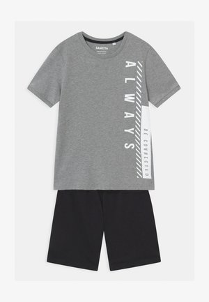 Pyjama set - elite grey melange