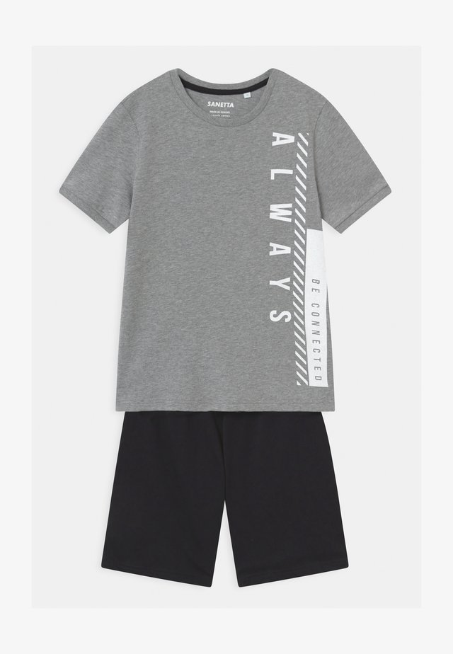 Pyjamas - elite grey melange