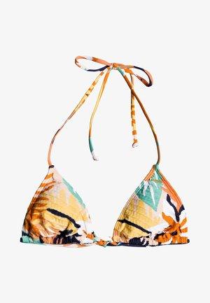 SWIM THE SEA - Bikini top - peach