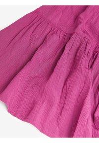 Next - TIERED  - Day dress - purple - 2