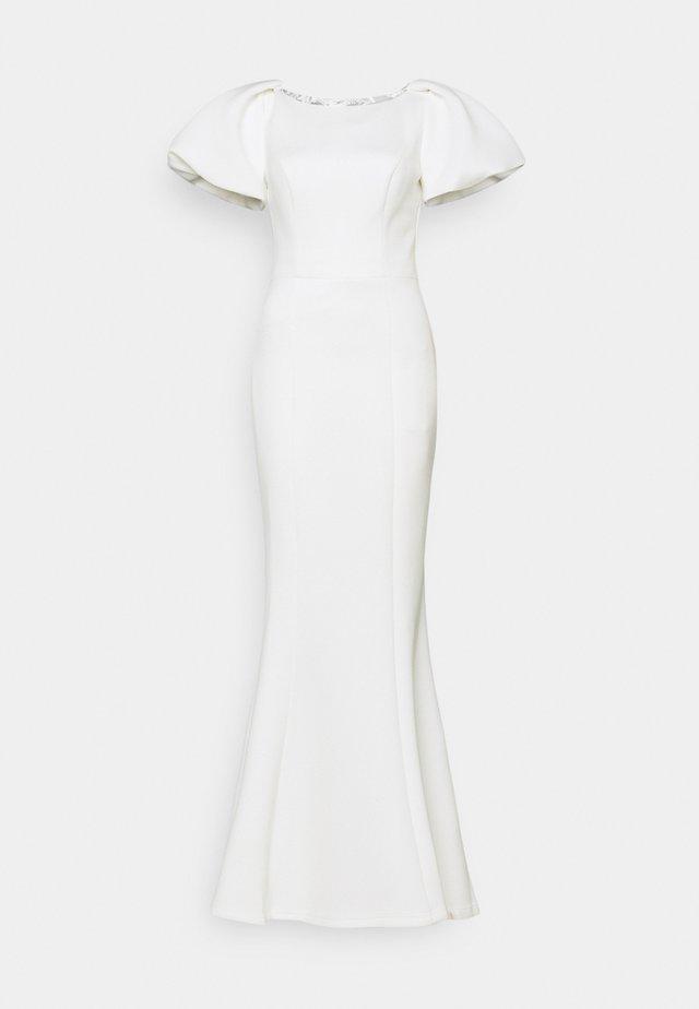 FELICITY - Společenské šaty - ivory