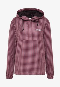 Carhartt WIP - ALISTAIR - Treningsjakke - black/etna red - 4
