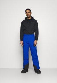 Brunotti - DAMIRO MENS SNOWPANTS - Zimní kalhoty - bright blue - 3