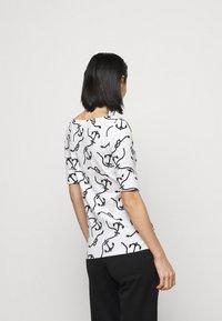 Lauren Ralph Lauren - Long sleeved top - white/polo black - 2