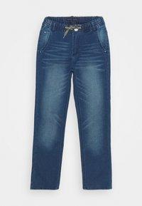 IKKS - EASY FIT JOGG - Slim fit jeans - blue vintage - 0