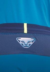 Dynafit - TRANSALPER HYBRID - Spodnie materiałowe - mykonos blue - 6