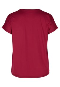 Active by Zizzi - Print T-shirt - red - 5