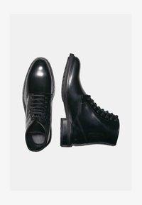 AllSaints - BRITT - Lace-up ankle boots - black - 1