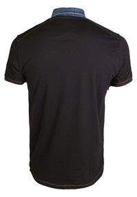 Gabbiano - Polo shirt - black - 1