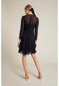 Luisa Spagnoli - PESCO - Cocktail dress / Party dress - blu blu - 1