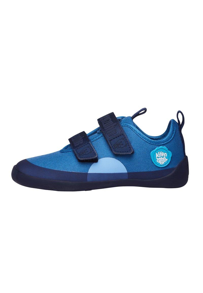 Affenzahn - BARFUSSSCHUH BÄR - Trainers - blau
