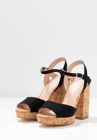 Madden Girl - CARRY - High heeled sandals - black - 4