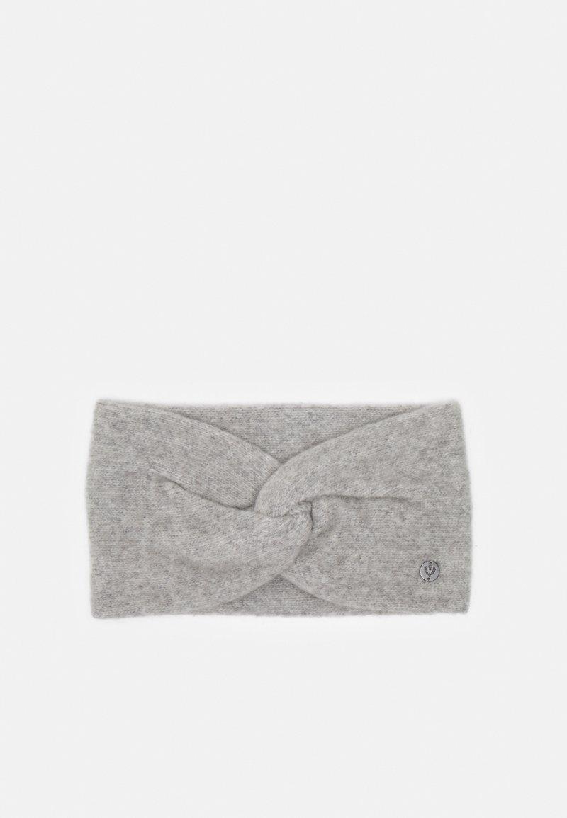 Fraas - HEADWEAR - Ear warmers - grey