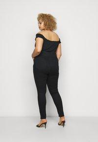 New Look Curves - LIFT SHAPE  - Jeans Skinny Fit - black - 2
