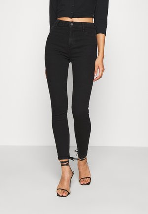 CLEAN DISCO KIND - Skinny-Farkut - black
