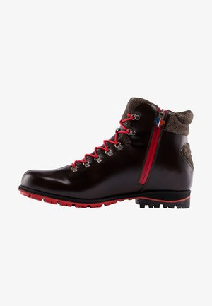 1907 CHAMONIX - Lace-up ankle boots - brown