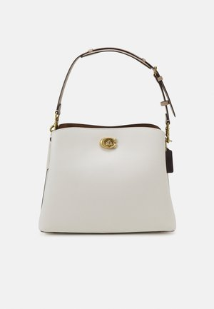COLORBLOCK WILLOW SHOULDER BAG - Torebka - chalk multi