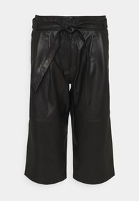 Copenhagen Muse - CROPPED - Shorts - black - 0