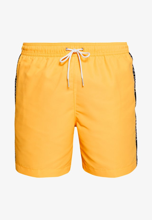 MEDIUM DRAWSTRING - Uimashortsit - yellow