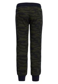 WE Fashion - Tracksuit bottoms - dark blue - 3