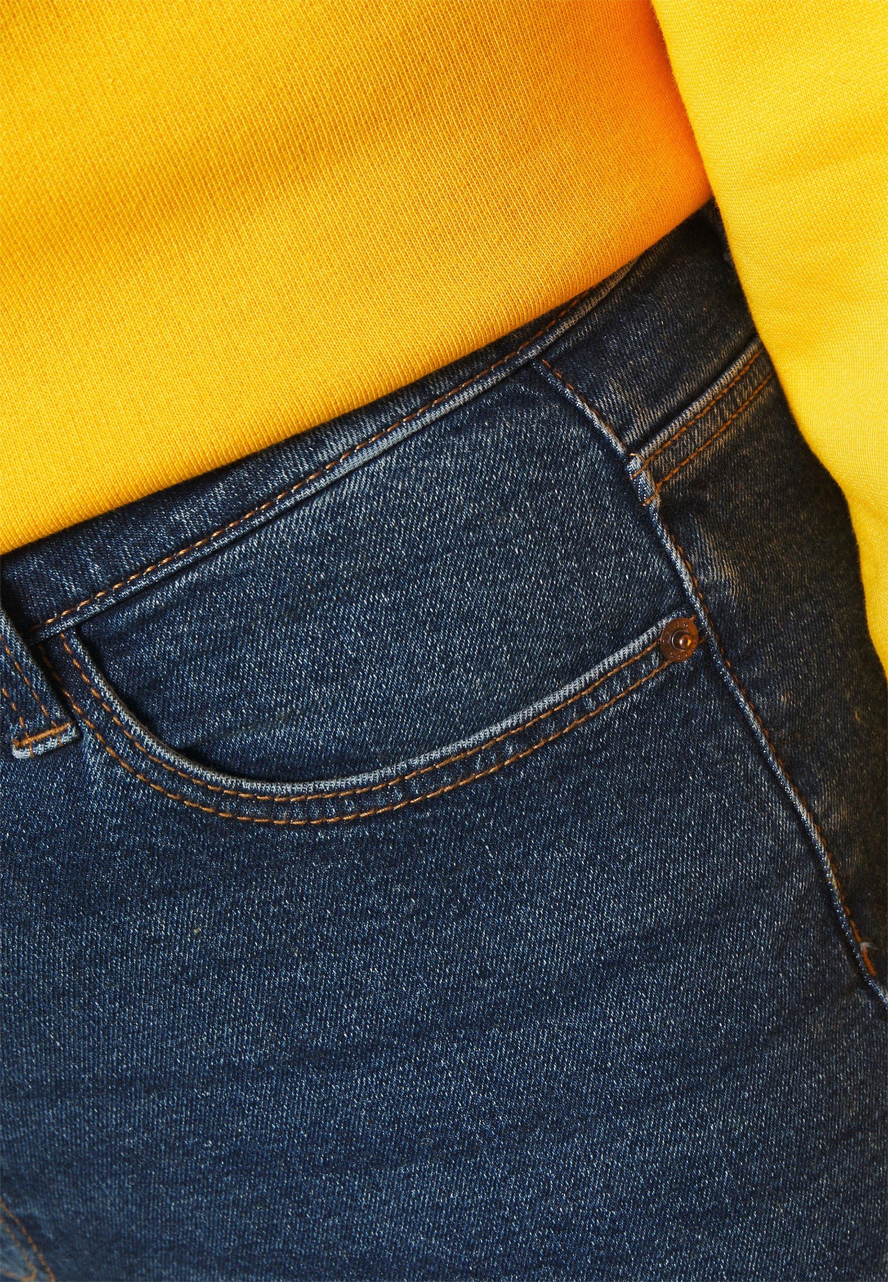 Women PCKESIA MOM - Straight leg jeans