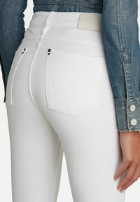 G-Star - LHANA  - Jeans Skinny Fit - white - 2