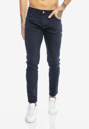SAITAMA - Slim fit jeans - dunkelblau