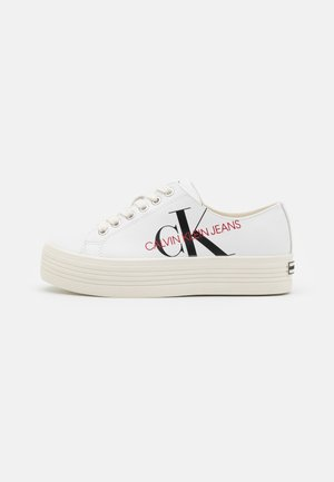 ZESLEY - Sneakers basse - bright white