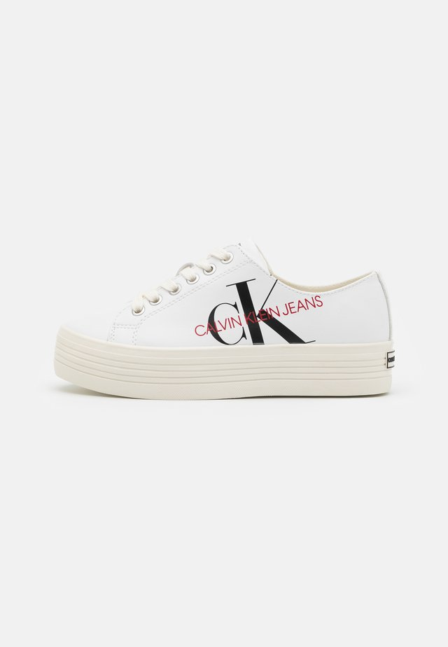 ZESLEY - Trainers - bright white