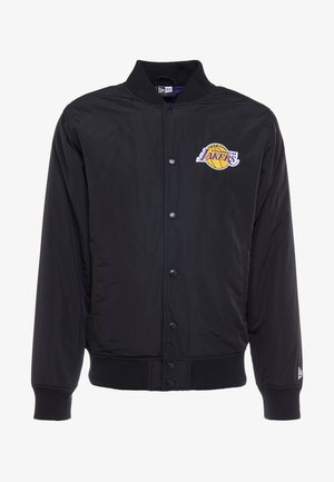 NBA TEAM LOGO JACKET LOS ANGELES LAKERS - Veste de survêtement - black