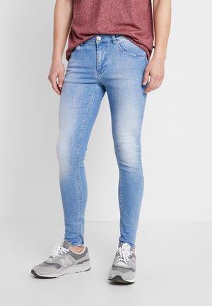 IKI - Jeansy Skinny Fit - blue denim