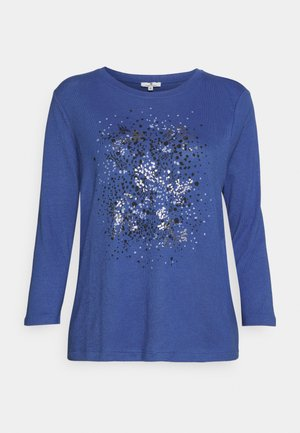 FRONTPRINT - Jumper - deep ultramarine blue