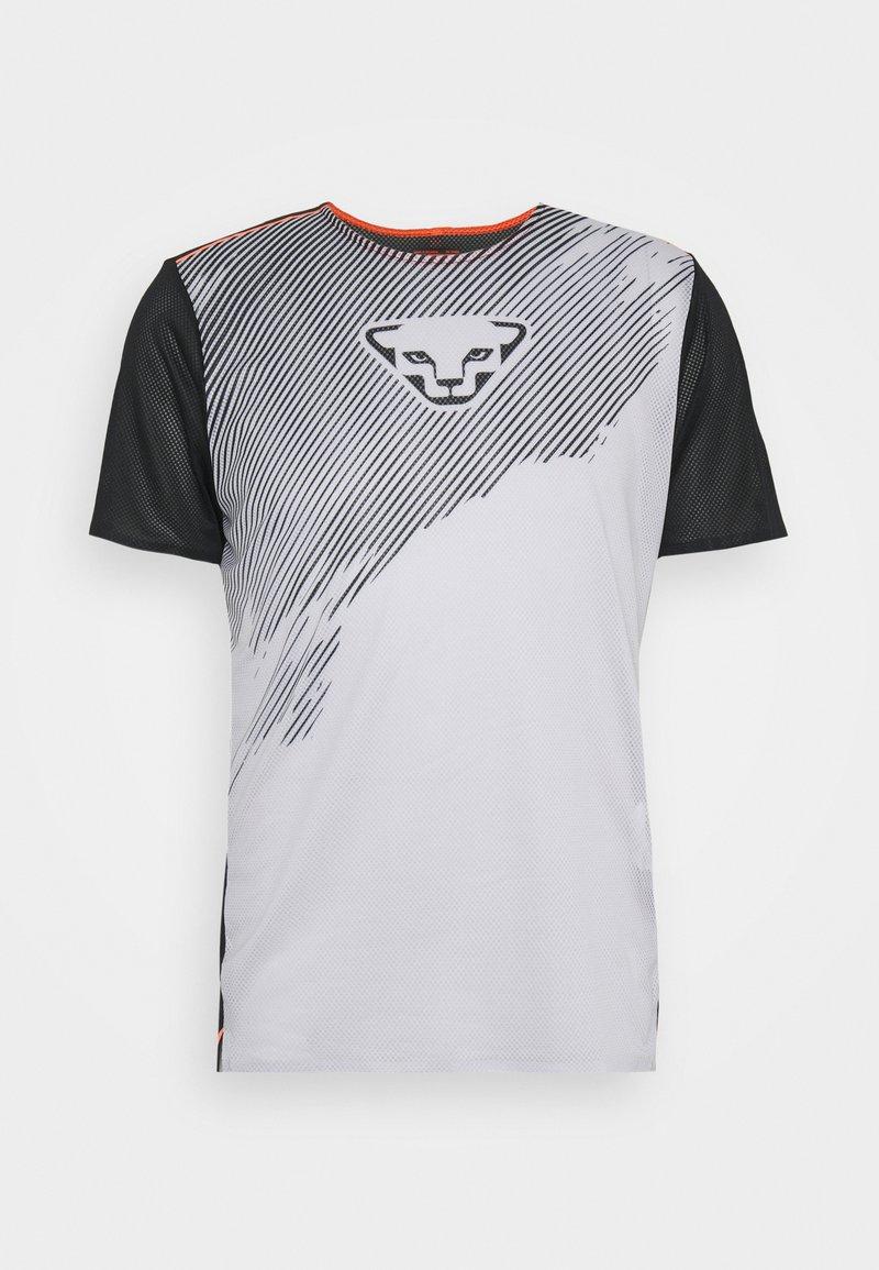 Dynafit - DNA TEE - Print T-shirt - nimbus
