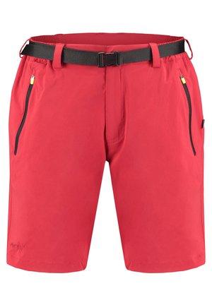 """MERU HERREN WANDERBERMUDAS """"LUGO"""" - Outdoor shorts - rot (500)"""