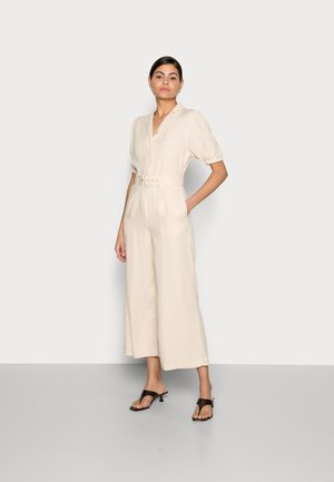 OVERALL - Jumpsuit - white stone