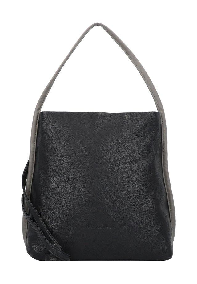 FADI SCHULTERTASCHE 35 CM - Handtasche - black