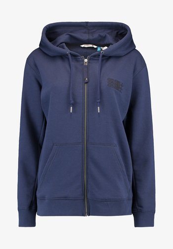 Zip-up sweatshirt - scale