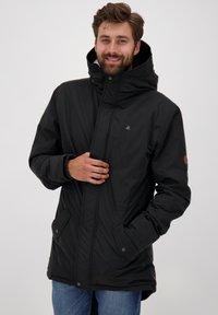 alife & kickin - RONAK - Winter coat - moonless - 0