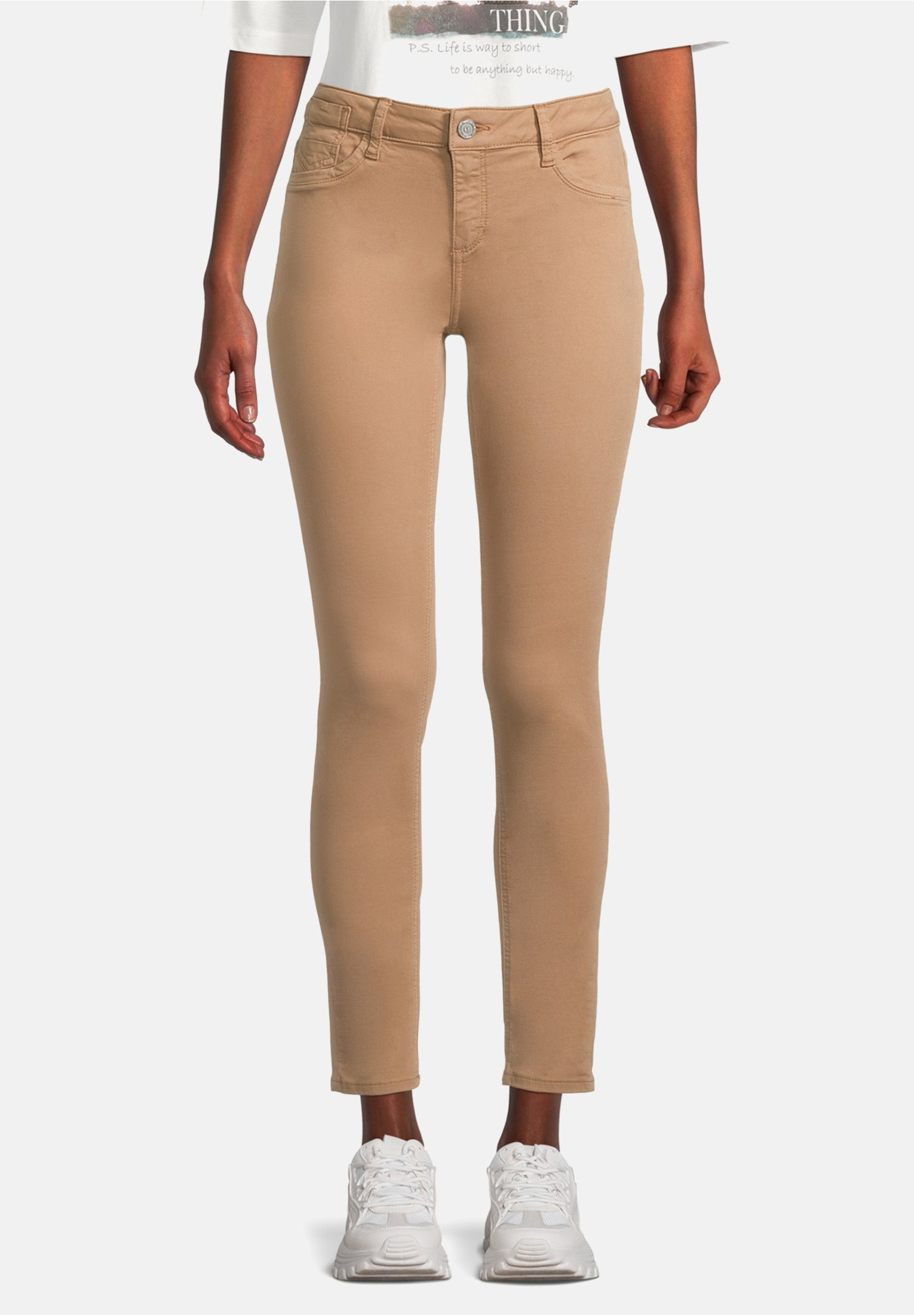 Femme MIT EINGRIFFTASCHEN - Jeans Skinny