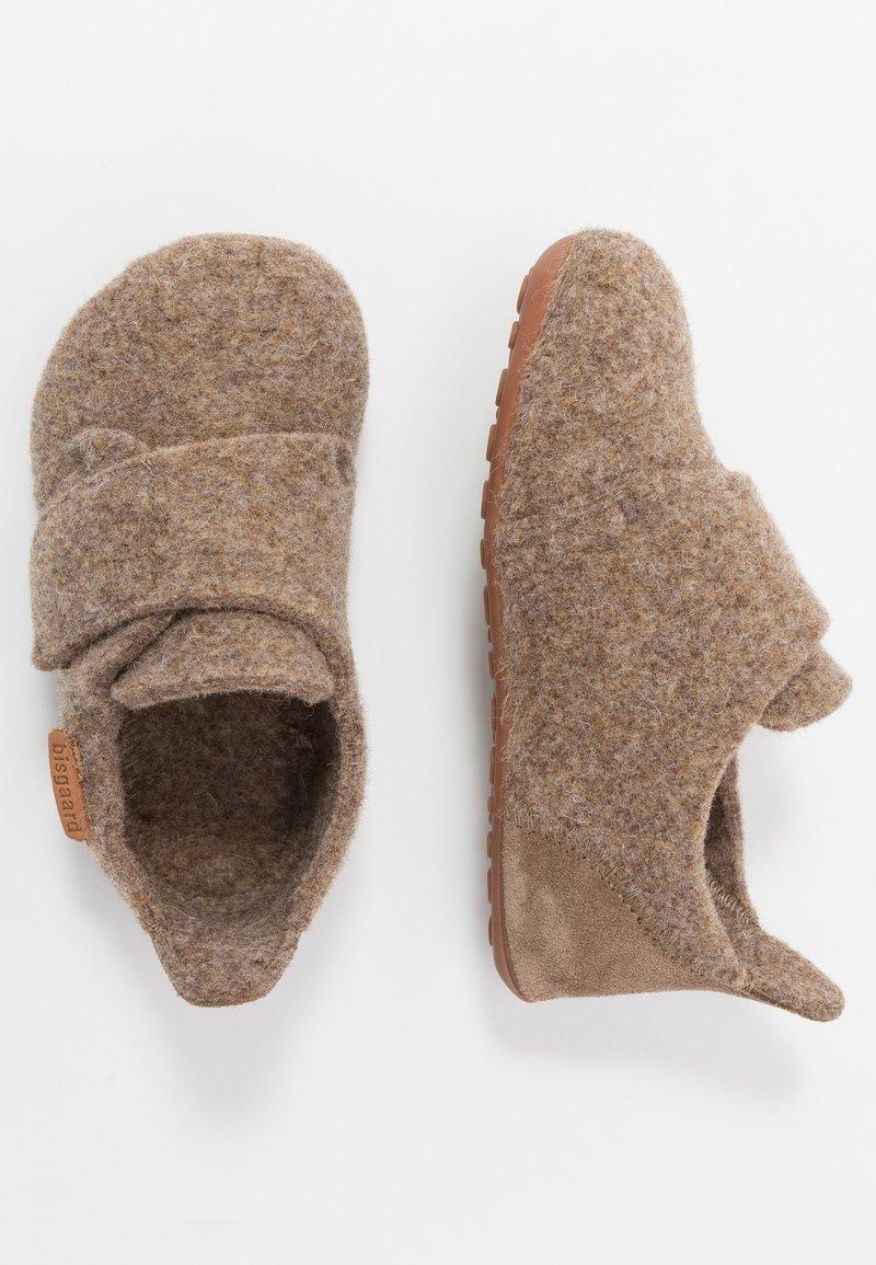Bisgaard - HOME SHOE - Domácí obuv - camel