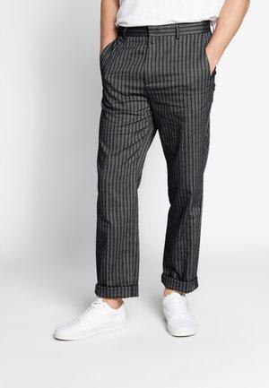 SHOT TROUSER - Trousers - grey