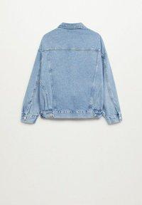 Mango - ESTRELLA - Denim jacket - hellblau - 1