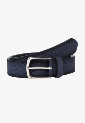 ANTWERPEN - Belt business - navy uni