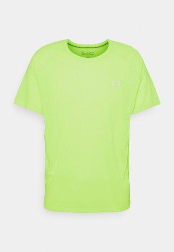 STREAKER - Print T-shirt - summer lime