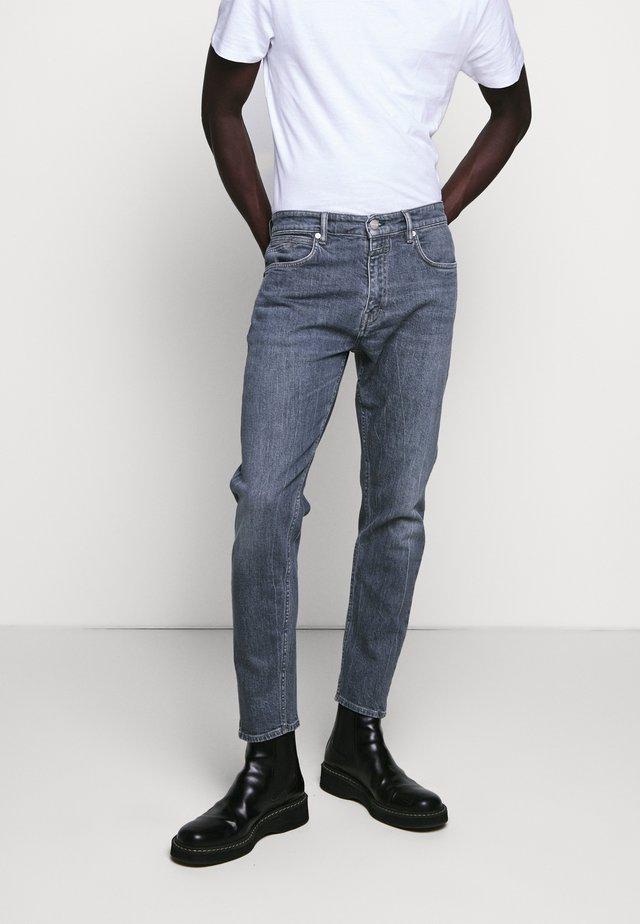 COOPER - Jean slim - mid grey