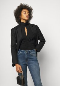 Frame Denim - LE MINI BOOT - Bootcut jeans - blendon - 3
