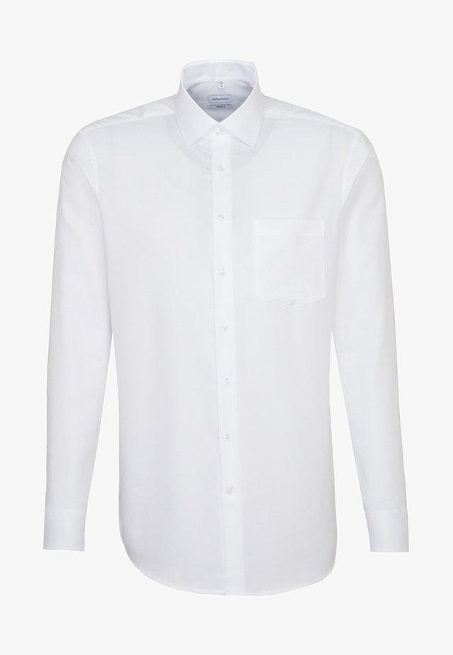 REGULAR FIT - Koszula biznesowa - white